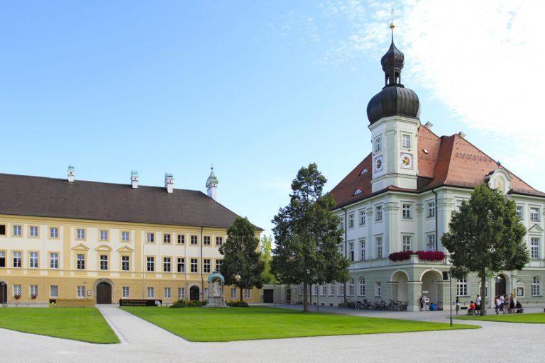 pilgrimage village Altoetting, Bavaria
