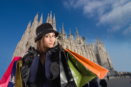 Shopping di Natale a Milano